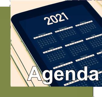 2021 Agenda