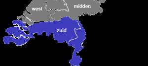 Oproep Regio Zuid